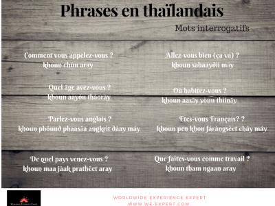 phrases-thaïlandaises