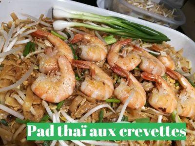 Cuisiner la cuisine thaï facilement avec la recette du Pad thaï.